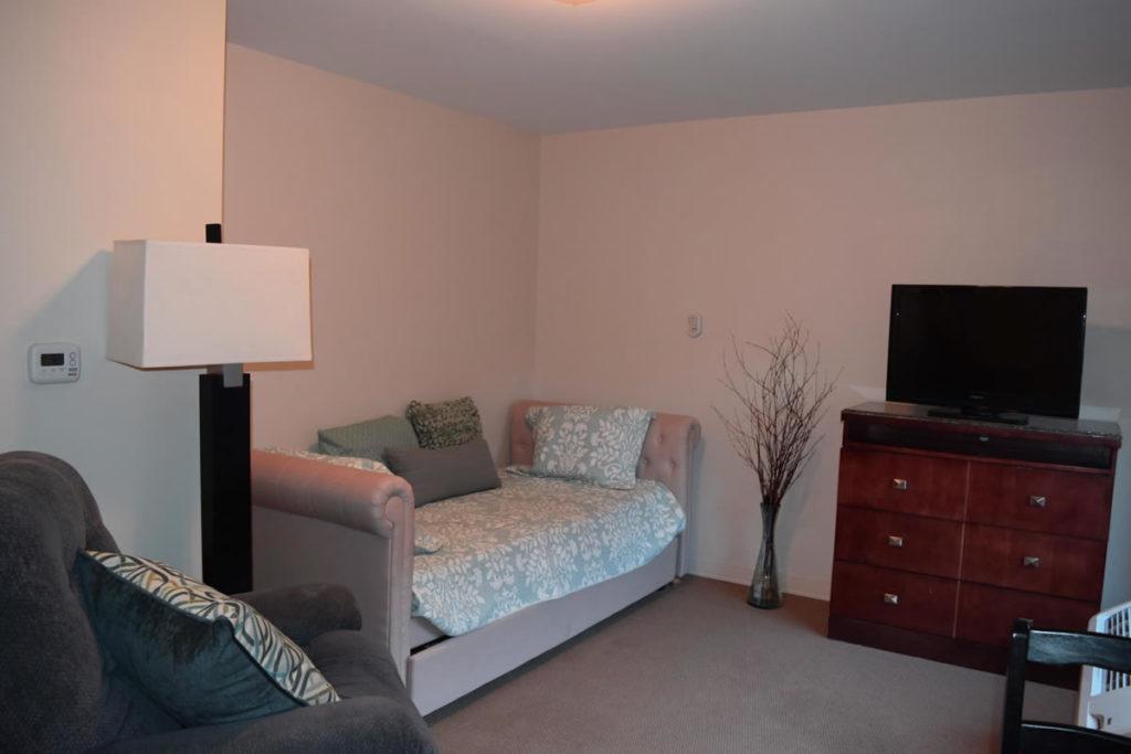 Studio B Apartment at Cedar Lane senior Living Community