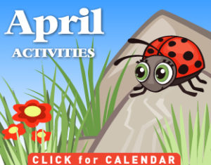 April Events at Cedar Lane Senior Living Community